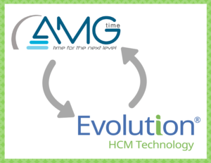 AMGtime and Evolution HCM Integration