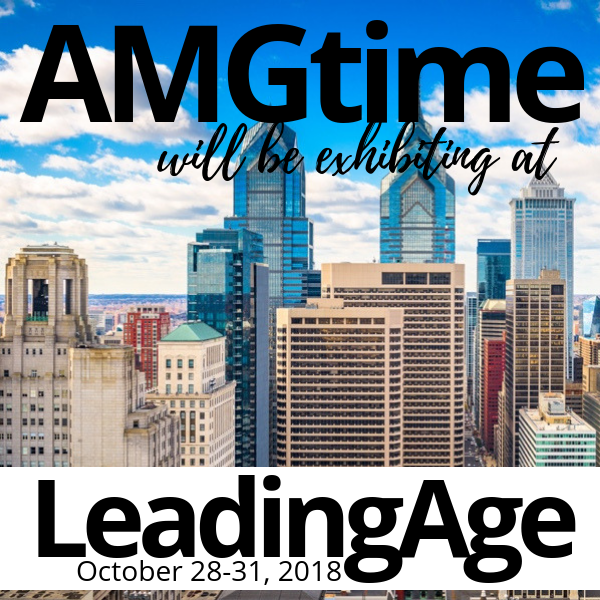 AMGtime Attending LeadingAge Annual Meeting and Expo 2018