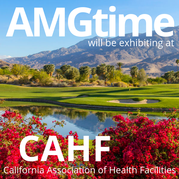 AMGtime Takes Over Flamingo Booth at CAHF 2018