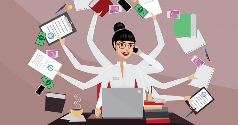 Multitasking doesn't help you focus