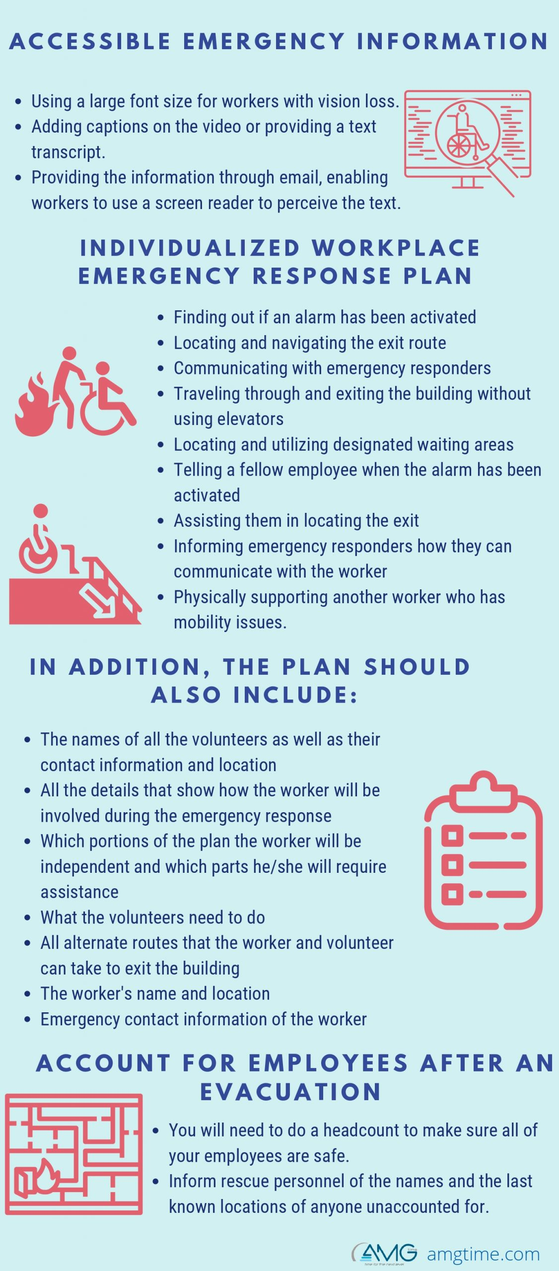 Guide to Keep Employees with Disabilities Safe
