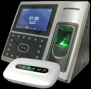 Face Recognition and Fingerprint Reader Mobile Ready