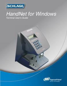 HandNet Software Tier 1_1