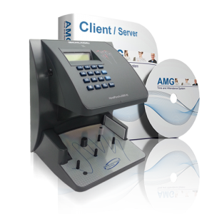 HandReader HP-2000 XL and Time Attendance System_