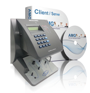 HandReader HP-3000 XL and Time Attendance System_