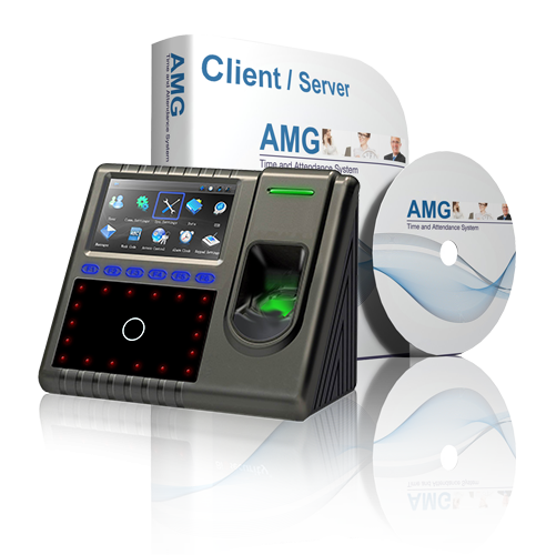 Face Recognition, Fingerprint, Proximity Cards 4 in 1 Biometric Time  Attendance Package
