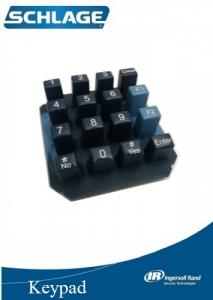 Rubber Keypad for Schlage HandPunch