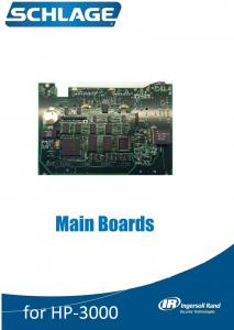 HandPunch Main Board for HP-3000-XL_