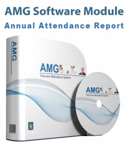 AMG Software Module Annual Attendance Report Ent_