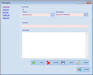 AMG Software Module Employee Login_4