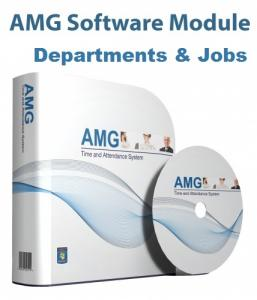 AMG Software Module Departments & Jobs_