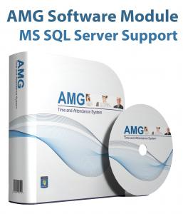 AMG Software Module MS SQL Server Support