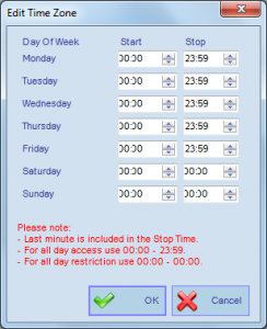 AMG Software Module Time Restrictions Pro_2