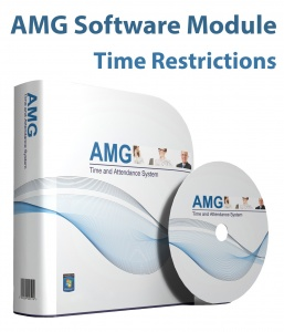 AMG Software Module Time Restrictions