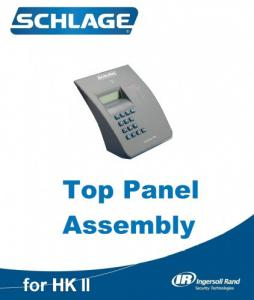 HandKey Top Panel Assembly for HK II_
