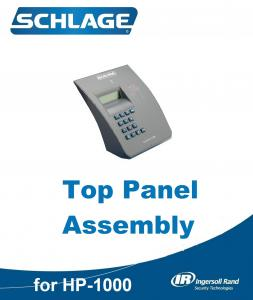 HandPunch Top Panel Assembly for HP-1000