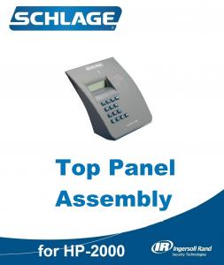 HandPunch Top Panel Assembly for HP-2000_