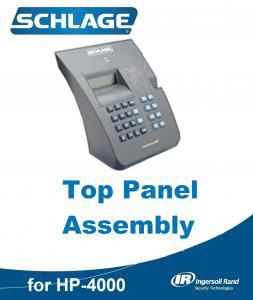 HandPunch Top Panel Assembly for HP-4000_